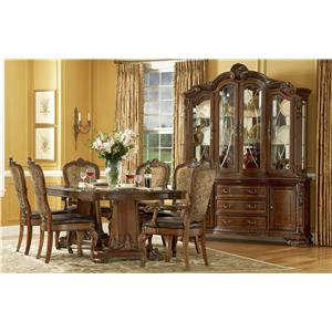 A.R.T. Furniture Inc Old World Formal Dining Room Group