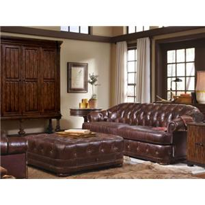A.R.T. Furniture Inc Kennedy Walnut Stationary Living Room Group