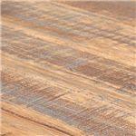 Antiqued Wood Finish