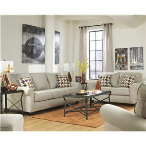 Ashley Furniture Caci Stationary Living Room Group