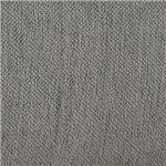 Smoke Soft Chenille Fabric
