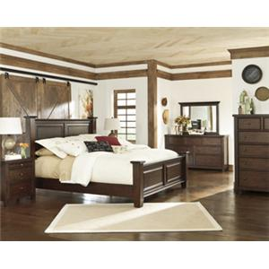 Millennium Hindell Park King Bedroom Group