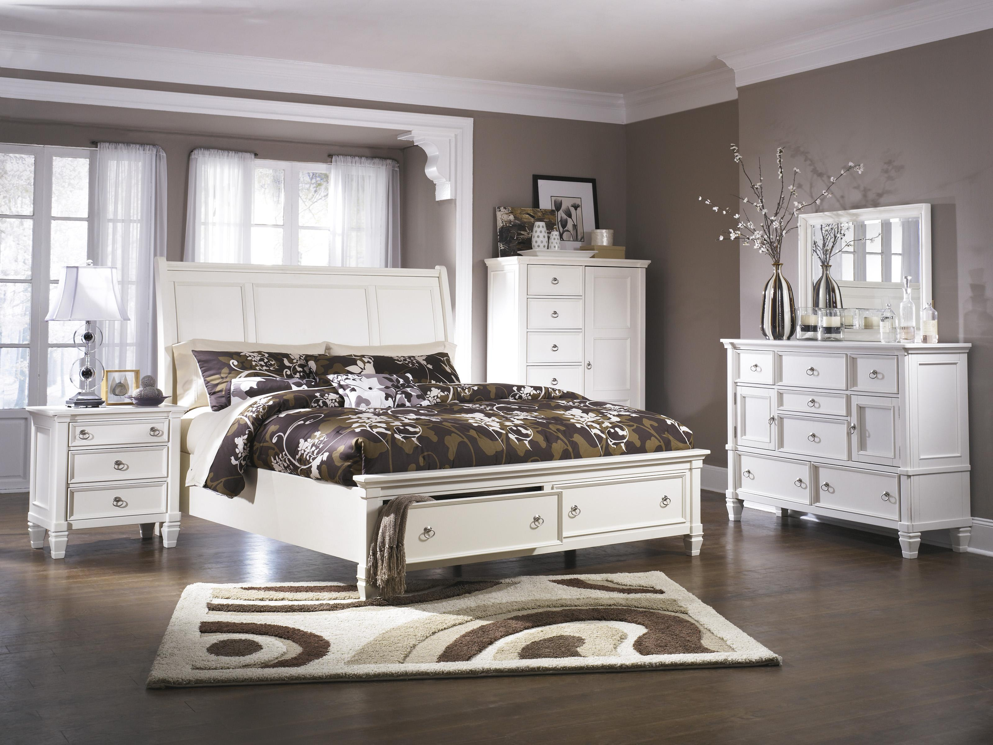 Prentice Queen Bedroom Group by Millennium at Northeast Factory Direct