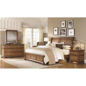 Aspenhome Alder Creek California King Bedroom Group 1