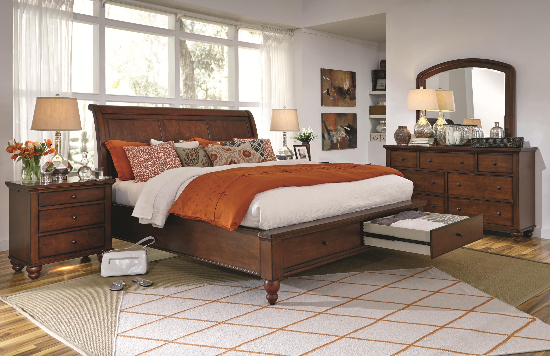 Cambridge Queen Bedroom Group by Birch Home at Sprintz Furniture