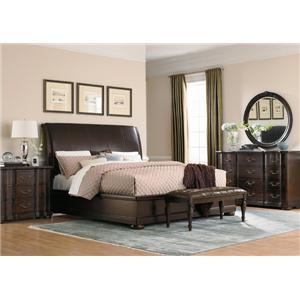Bernhardt Belmont Queen Bedroom Group