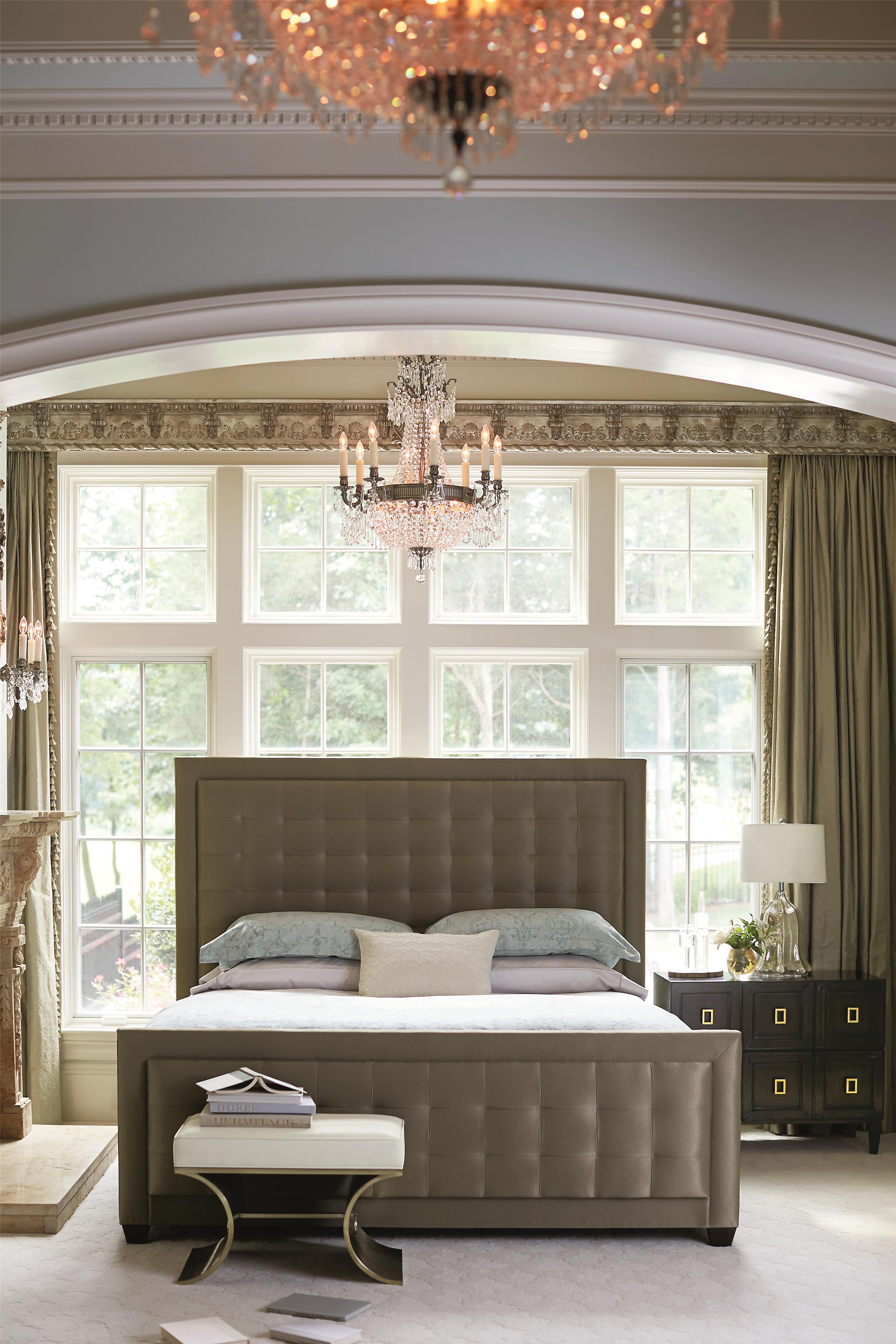 Jet Set Queen Bedroom Group at Williams & Kay