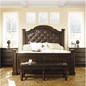 Bernhardt Normandie Manor Queen Bedroom Group