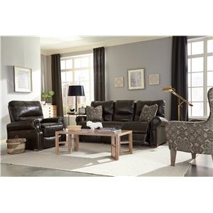 Best Home Furnishings Damien Reclining Living Room Group