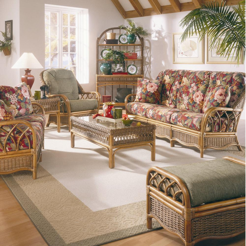 Everglade Stationary Living Room Group by Braxton Culler at Esprit Decor Home Furnishings