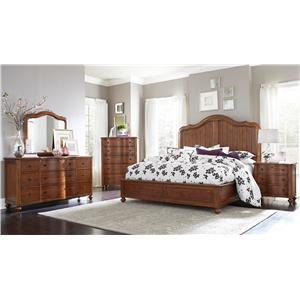 Broyhill Furniture Creswell California King Bedroom Group