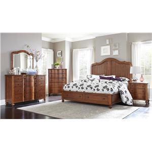 Broyhill Furniture Creswell California King Bedroom Group