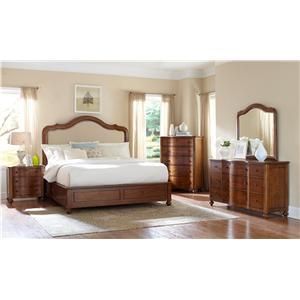 Broyhill Furniture Creswell Queen Bedroom Group