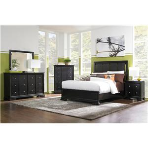 Broyhill Furniture Piper California King Bedroom Group
