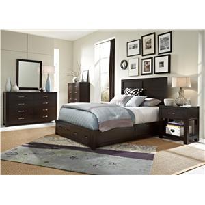 Broyhill Furniture Primo Vista California King Bedroom Group