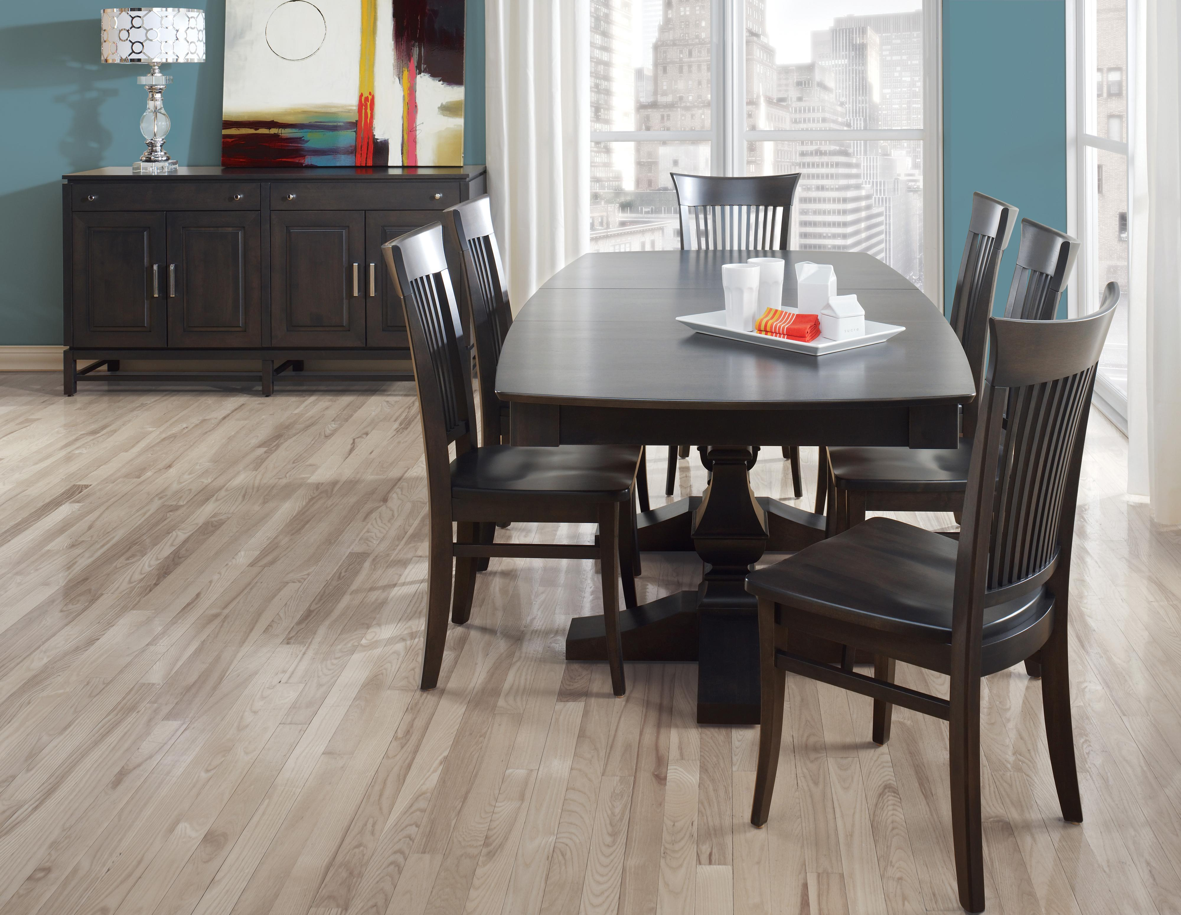 Custom Dining Formal Dining Room Group by Canadel at Saugerties Furniture Mart