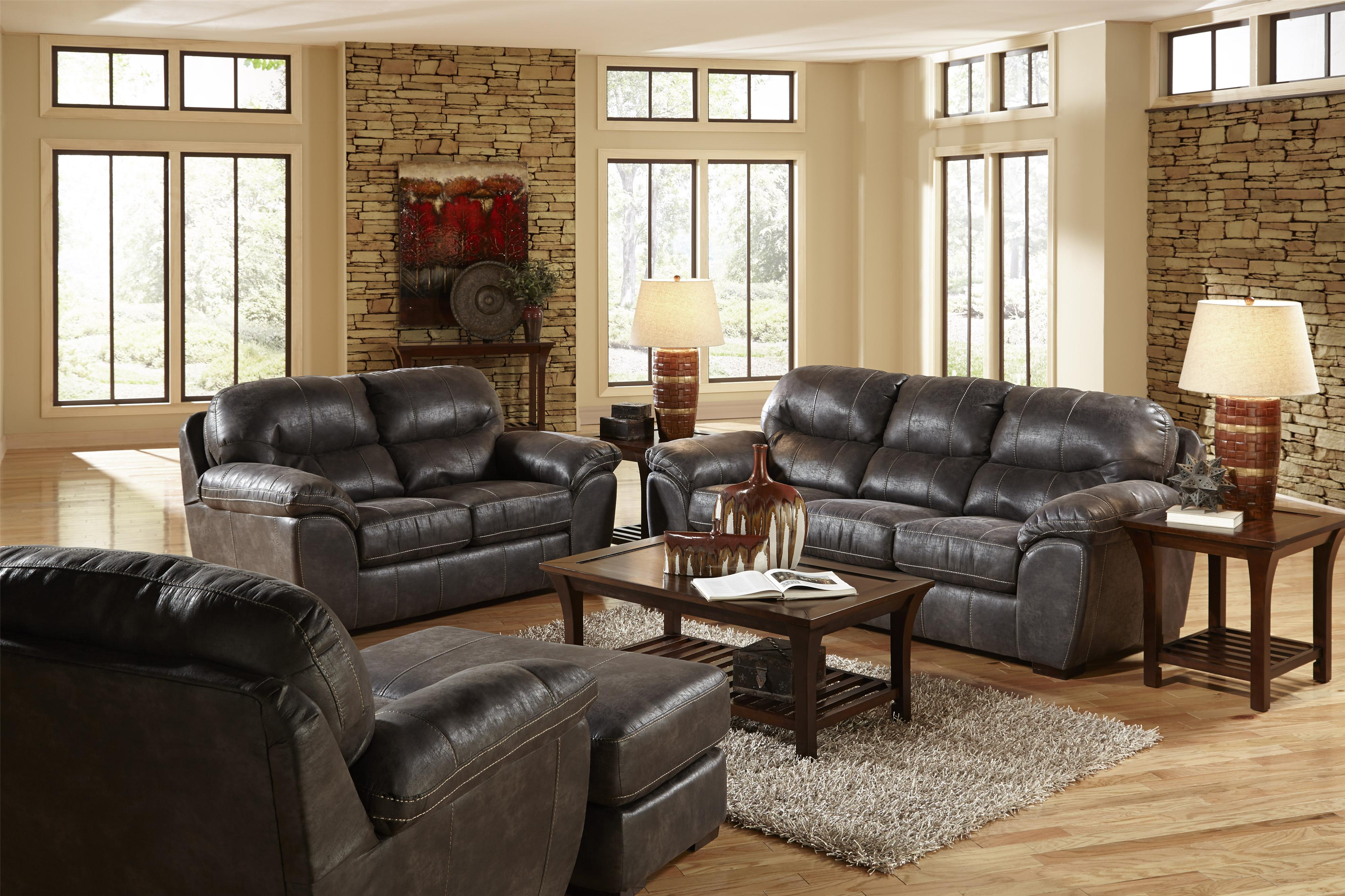 Grant Stationary Living Room Group by Jackson Furniture at Value City Furniture