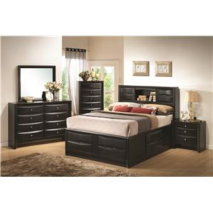 Coaster Briana California King Bedroom Group