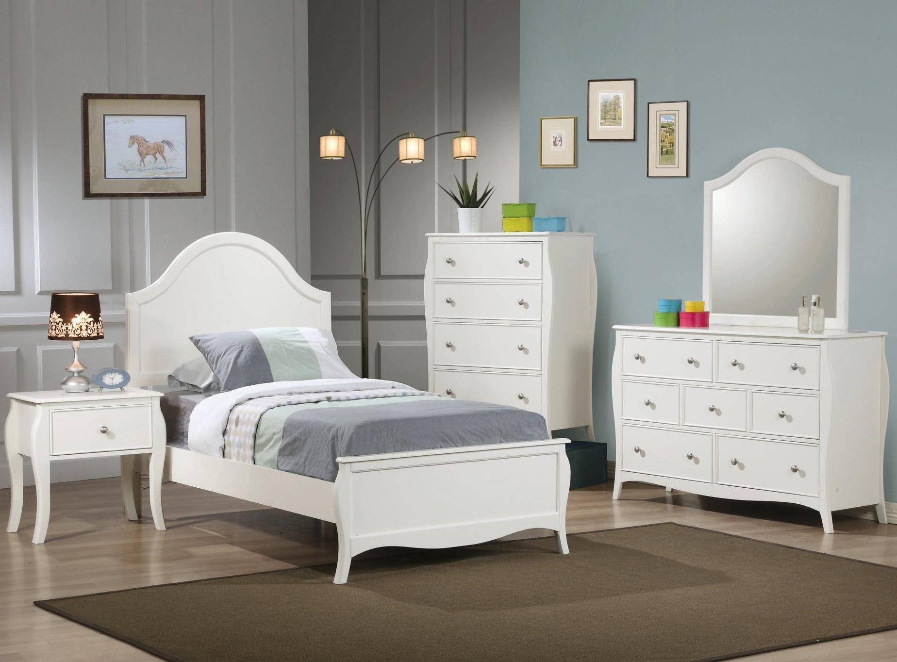 Dominique Twin Bedroom Group by Coaster at Northeast Factory Direct