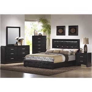 Coaster Dylan California King Bedroom Group