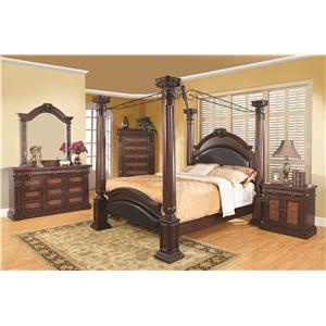 Coaster Grand Prado California King Bedroom Group