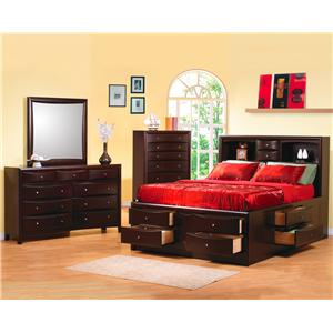Coaster Phoenix California King Bedroom Group