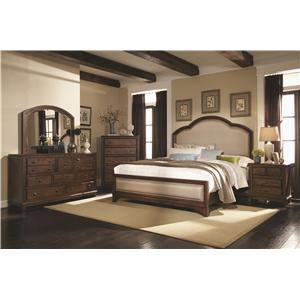 Coaster Laughton California King Bedroom Group