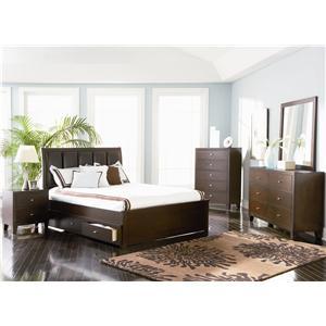Coaster Lorretta Full Bedroom Group