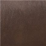 Chestnut Upholstery Combines Beautiful Brown Tones with the Look and Feel of Bonded Leather Match