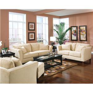 Coaster Park Place Stationary Living Room Group