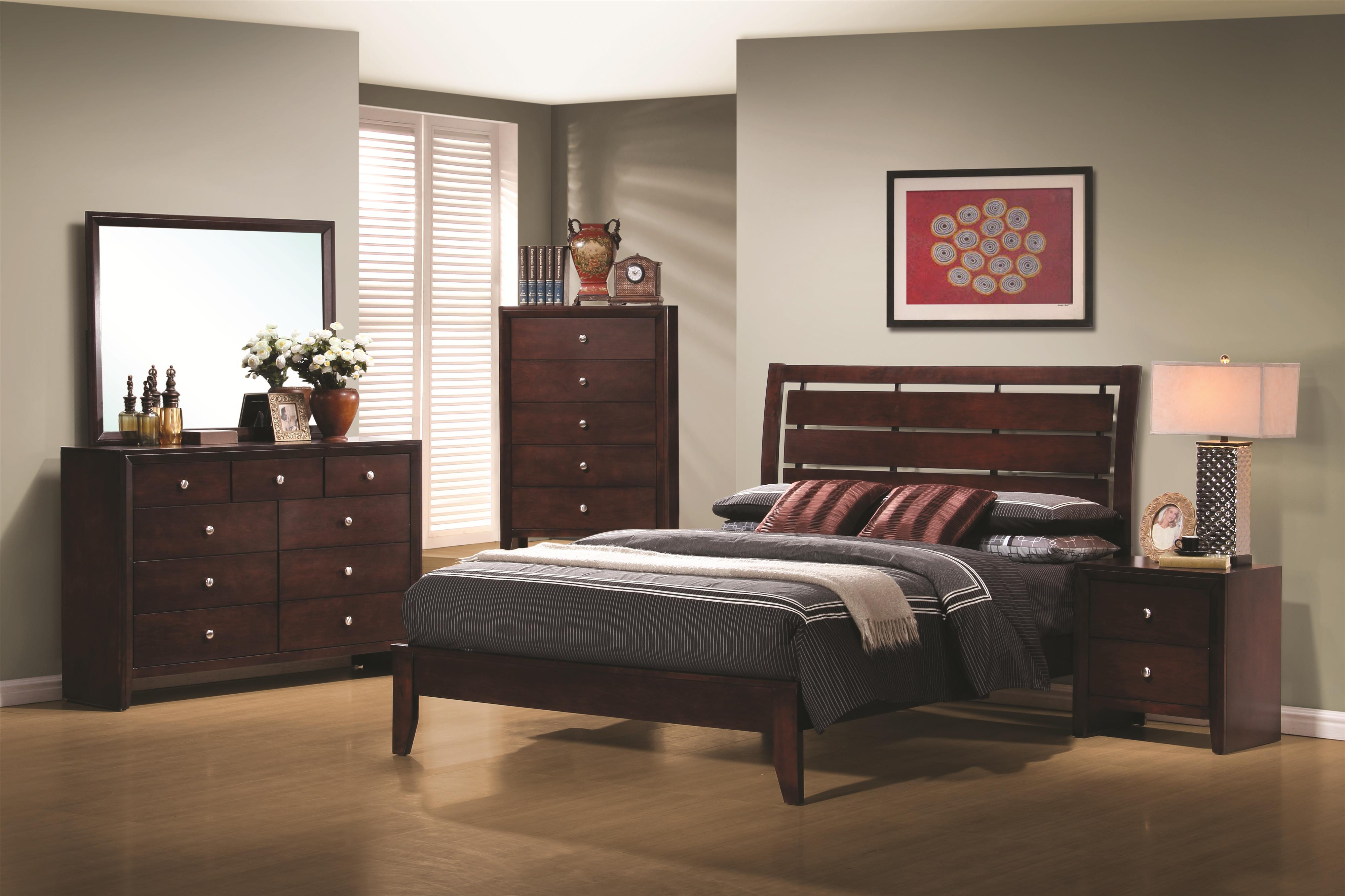 Serenity  Full Bedroom Group by Coaster at Northeast Factory Direct