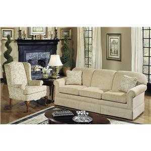 Craftmaster 4200 Stationary Living Room Group