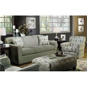 Craftmaster 7255 Stationary Living Room Group