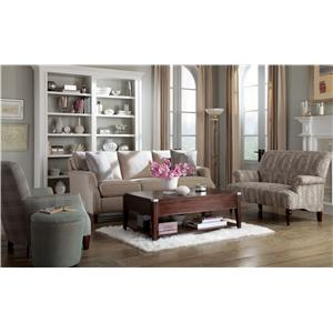 Cozy Life 736300 Stationary Living Room Group