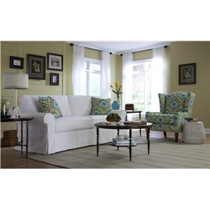 Craftmaster 9228 Stationary Living Room Group