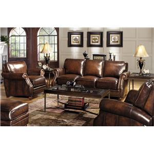 Craftmaster L1215 Stationary Living Room Group