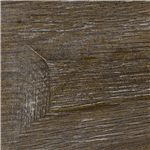 Hand-finished in a Weathered Oak with a Soft, Gently Aged Look