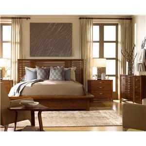 Drexel Renderings California King Bedroom Group