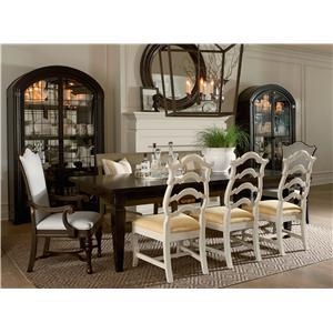 Drexel Viage  Formal Dining Room Group 4