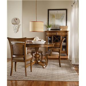 Hooker Furniture Windward Dining Room Group