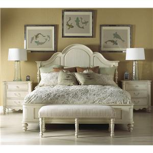 Fine Furniture Design Summer Home California King Bedroom Group