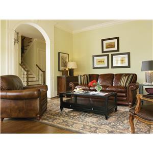 Flexsteel Latitudes - Belvedere Stationary Living Room Group