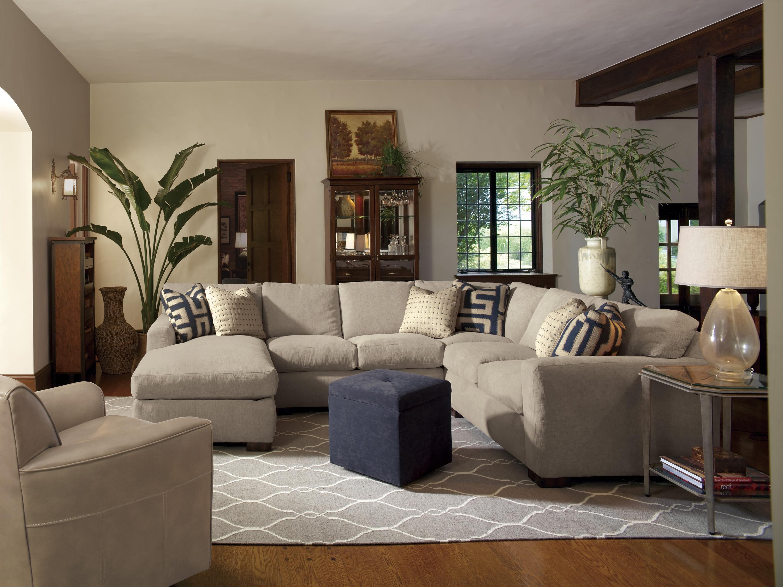 Bryant Stationary Living Room Group by Flexsteel at Steger's Furniture