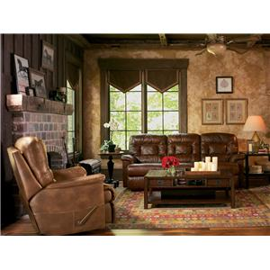Flexsteel Latitudes - Great Escape Reclining Living Room Group