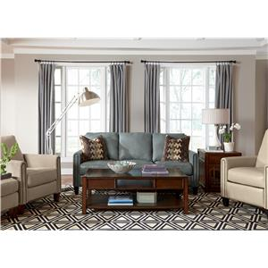 Flexsteel Latitudes-Reuben Stationary Living Room Group
