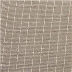 Grey Stripe Twill