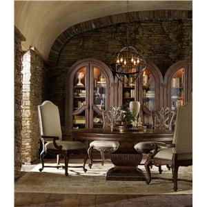 Hooker Furniture Adagio Dining Room Group