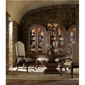 Hooker Furniture Adagio Dining Room Group