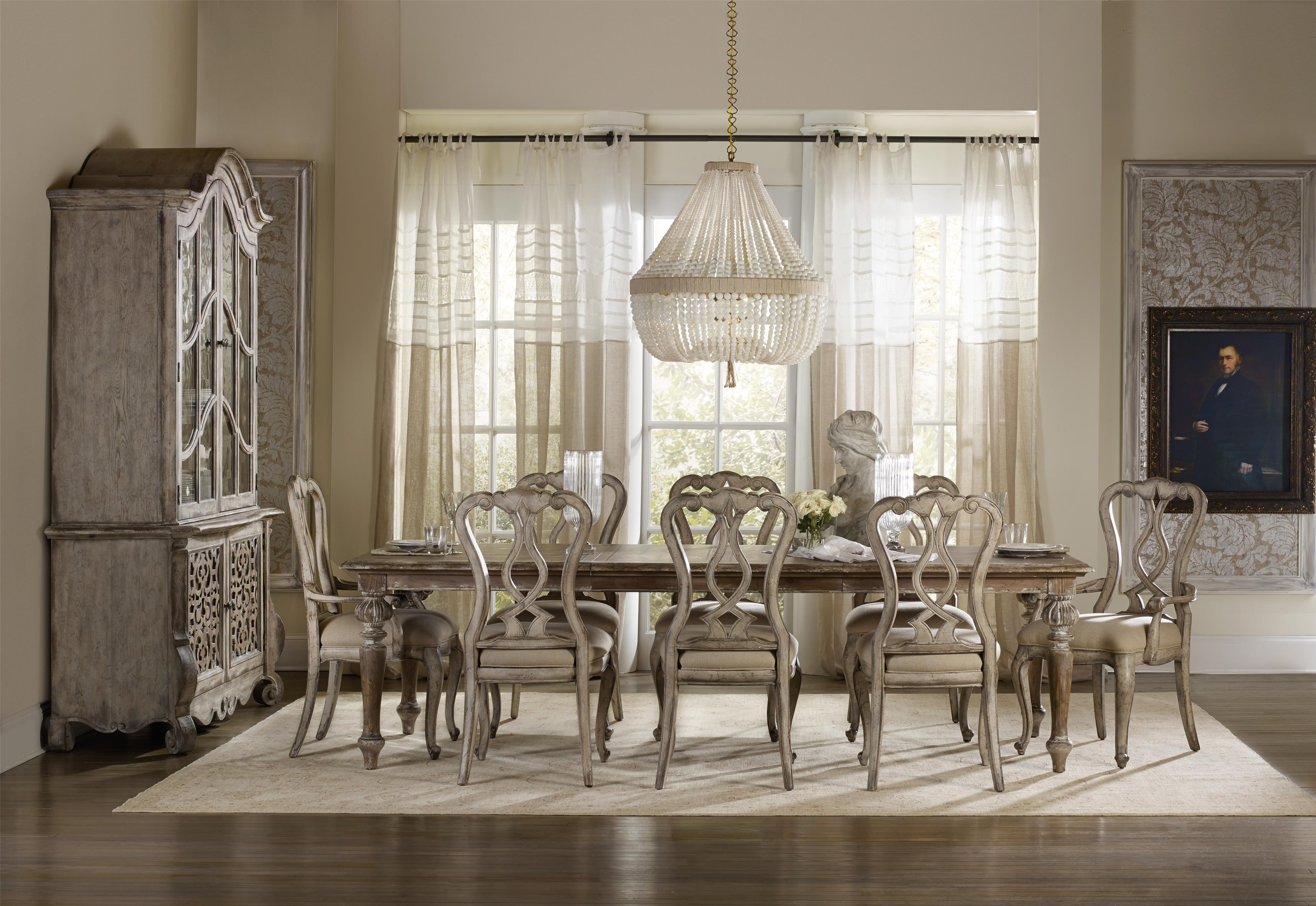 Chatelet Formal Dining Room Group by Hooker Furniture at Alison Craig Home Furnishings