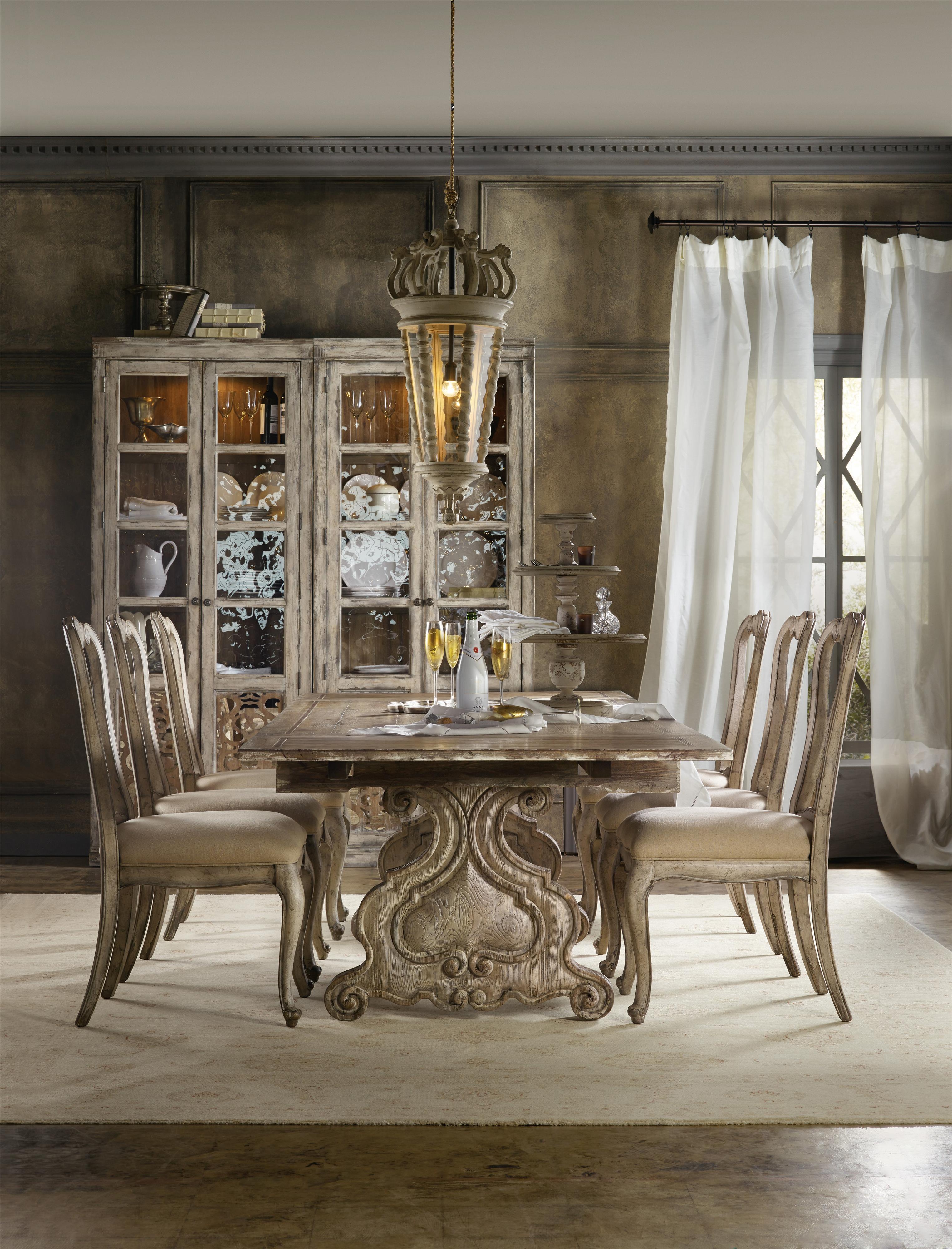 Chatelet Formal Dining Room Group by Hooker Furniture at Baer's Furniture